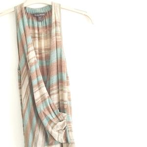 Tommy Bahama Maxi Dress Brown S